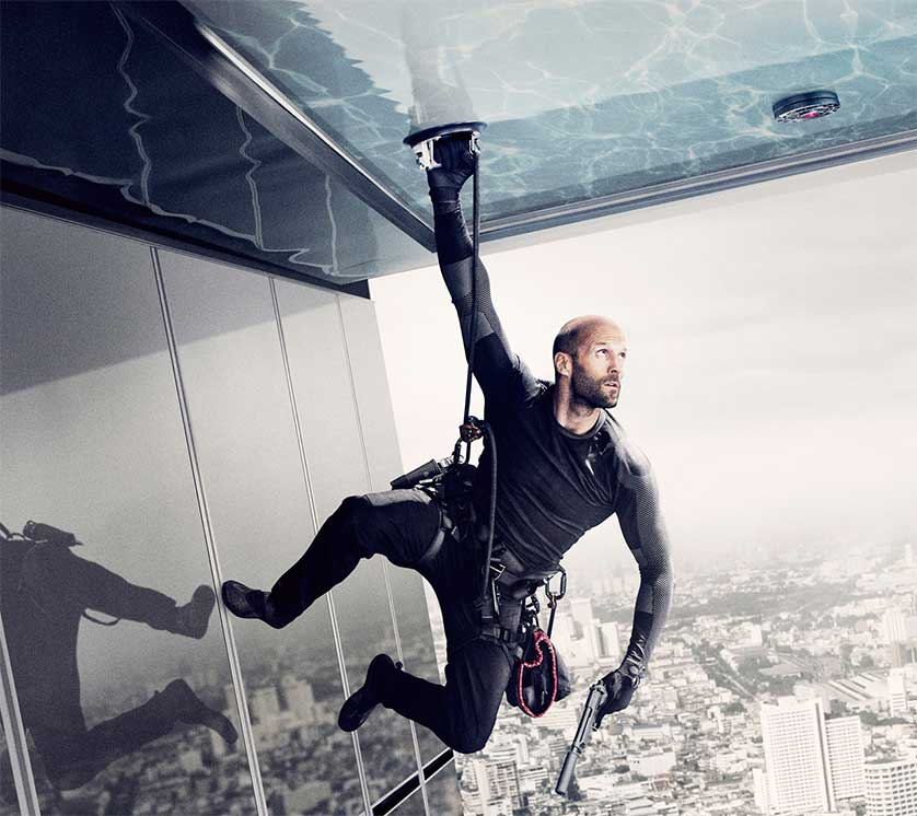 'Mechanic: Resurrection' Trailer Brings Jason Statham and Jessica Alba Together