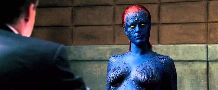Mystique - Rebbeca Romijn - X-Men