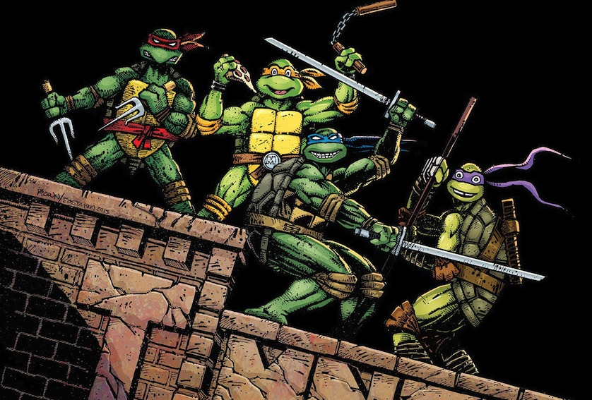 5 TMNT Characters I Want to See on Film