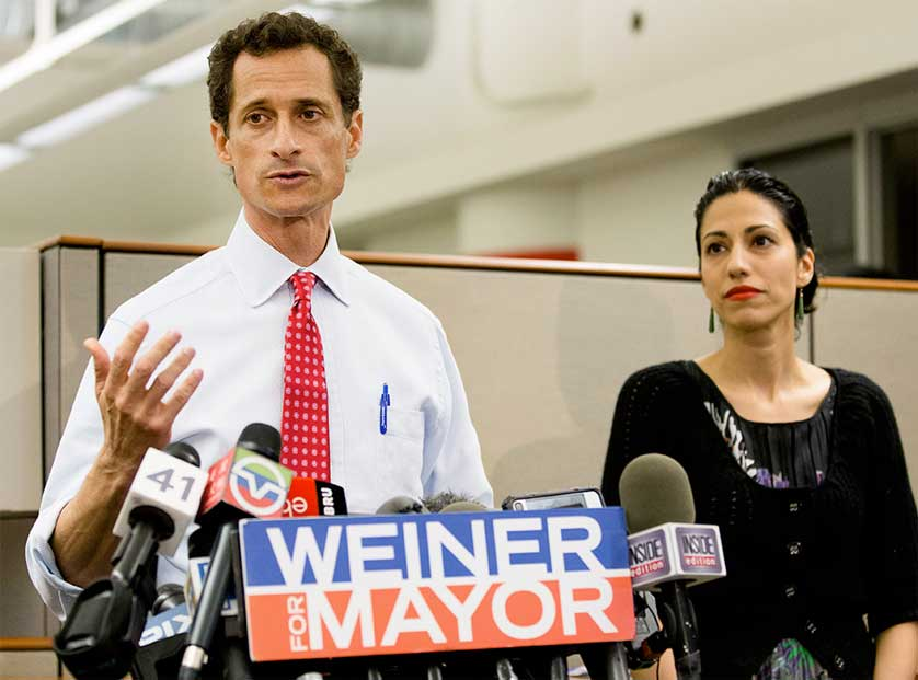 Review: 'Weiner' Timely Political Documentary Captivates, Entertains