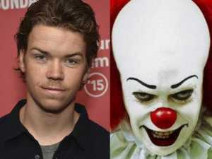 Will Poulter was set to play Pennywise at one time.