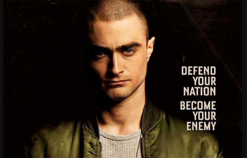 Daniel Radcliffe Gets Racist in 'Imperium' Trailer