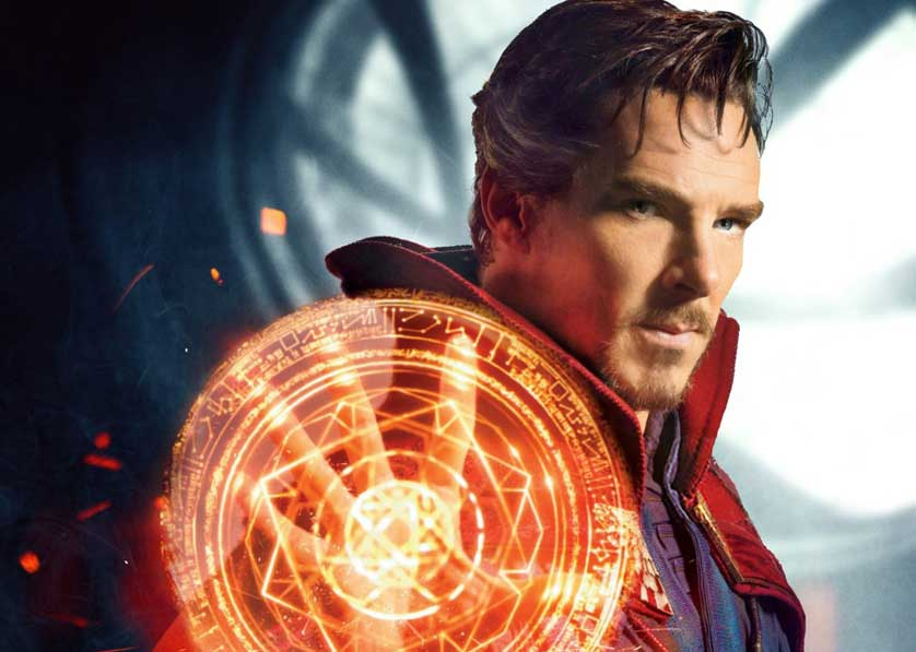 Second 'Doctor Strange' Trailer Debuts At SDCC 2016
