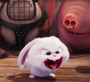 review the secret life of pets is furry family fun