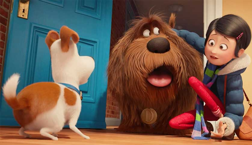 Review: 'The Secret Life of Pets' Is Furry Family Fun