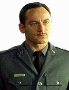Jason Isaacs once again proves why he will always be remembered as a great bad guy in the world of Hollywood.