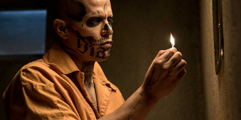 El-Diablo-Looking-at-Fire David Ayer
