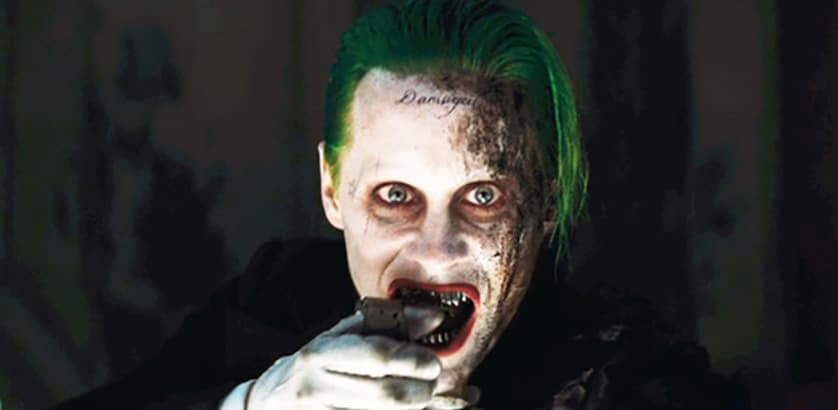 David Ayer Jared-Leto-Cut-Scene-The-Joker-Laugh-For-Suicide-Squad