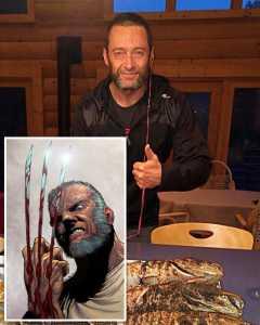 Old Man Logan - wolverine hugh jackman