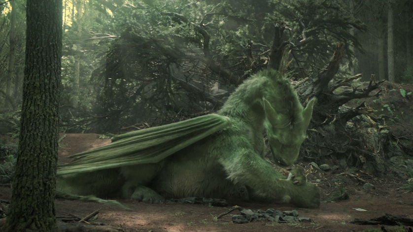 "Review: ""Pete's Dragon"" Takes Flight But Doesn't Soar"