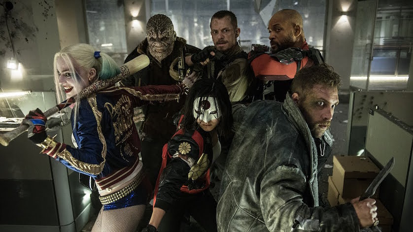 Suicide Squad - Team Photo