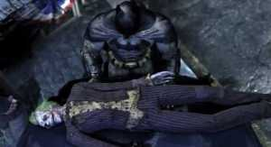 "Ending of ""Batman: Arkham City"""