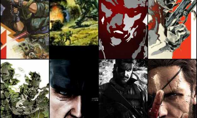 Ideas & Thoughts: The Future of the Metal Gear Series