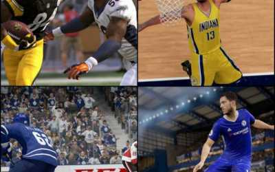 Ideas & Thoughts: What's Next For Sports Games?