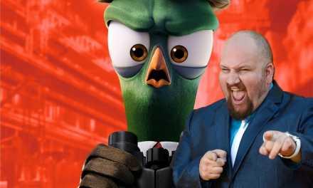 Exclusive: 'Storks' Star Stephen Kramer Glickman Talks Voice Acting And Trump