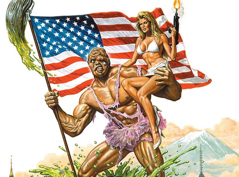 Toxic Avenger Remake to Become a Sausage Party?