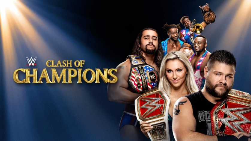Review: WWE Clash Of Champions [2016] PPV