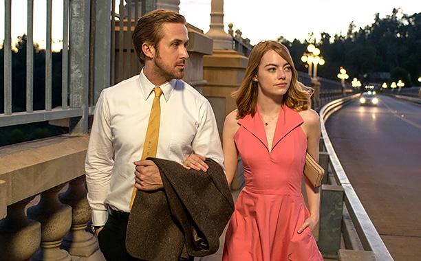 La La Land Ryan Gosling Emma Stome