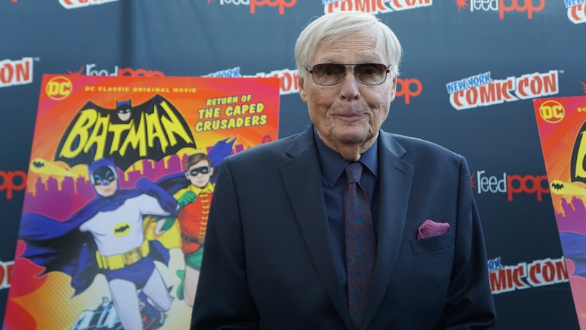 Adam West talks 'Batman: Return of the Caped Crusaders' and All That Jazz