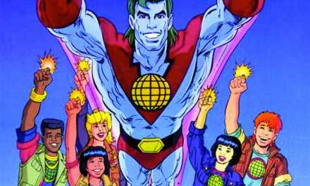 Leonardo DiCaprio Is Behind A 'Captain Planet' Movie