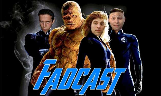 FadCast Ep. 109   Superhero Team Movies from X-Men to Justice League ft. Keith