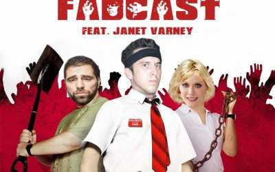 FadCast Ep. 112 | Horror Comedy Movies ft. 'Stan Against Evil' Star Janet Varney