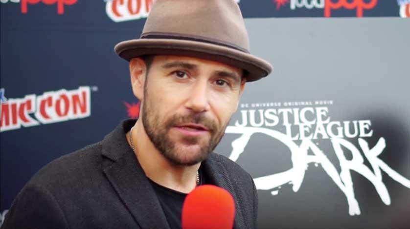 Exclusive: Matt Ryan Responds To 'Constantine' Revival And 'Justice League Dark'