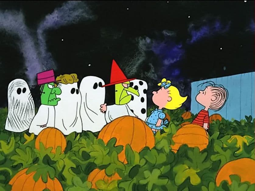 Top 4 Nostalgic TV Show Halloween Episodes/Specials