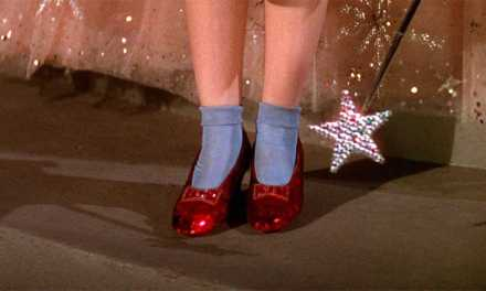 Help Save The 'Wizard of Oz' Ruby Slippers