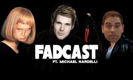 FadCast Ep. 115 | 'Dark Web' and Technology Based Horror ft. Michael Nardelli
