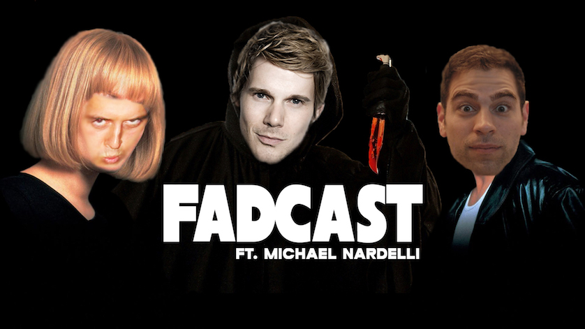FadCast Ep. 115 |'Dark Web' and Technology Based Horror ft. Michael Nardelli
