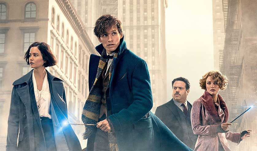 'Fantastic Beasts And Where To Find Them' Lives Up To The 'Harry Potter' Name