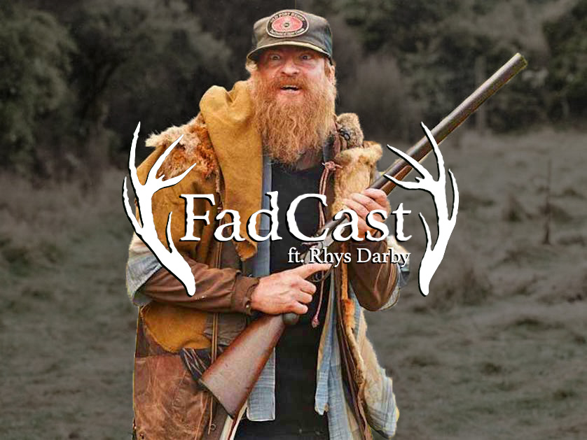 FadCast Ep. 114 |'Trolls' and'Hunt For The Wilderpeople' ft. Rhys Darby