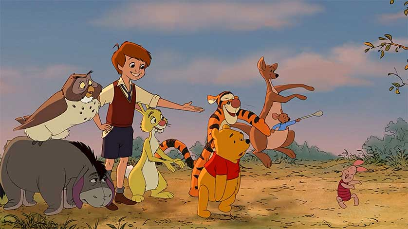 Director Hired for Live-Action 'Winnie the Pooh' Film