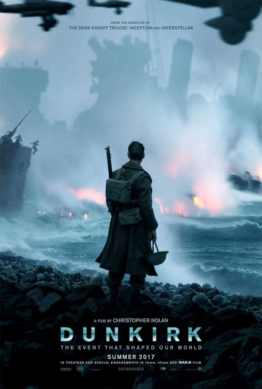 First Trailer For Christopher Nolan's 'Dunkirk' Is Here