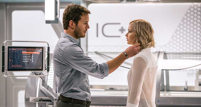 Passengers-Jennifer-Lawrence-Chris-Pratt-Chemistry