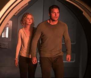 Passengers-Jennifer-Lawrence-Chris-Pratt-Door
