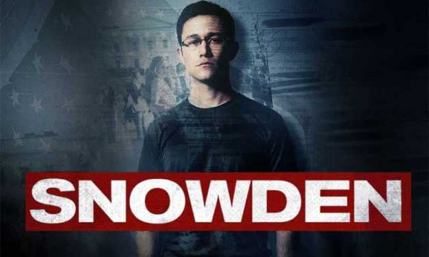 Contest: 'Snowden' Digital Copy Giveaway
