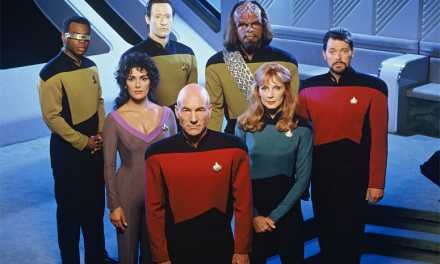 Top 4 Mysteries From 'Star Trek The Next Generation'