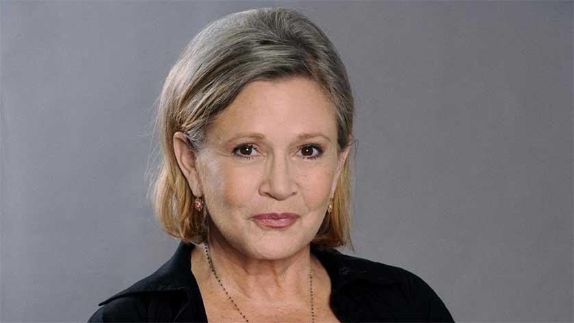 TIL: Carrie Fisher Was A Brilliant Script Doctor For Films Like 'Hook' And 'The Wedding Singer'