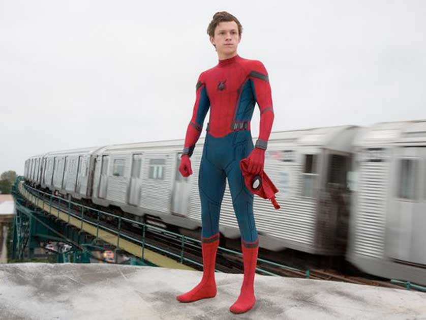 First Trailer For 'Spider-Man Homecoming' Is Here Courtesy Of Jimmy Kimmel