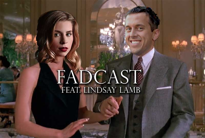FadCast Ep. 124 | Films About Overcoming Disability Ft.'Apple Of My Eye' Actress Lindsay Lamb