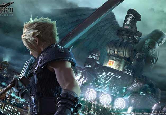 First Art For 'Final Fantasy VII' Remake Revealed