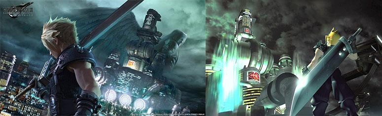 Final-Fantasy-VII-Remake-vs-original