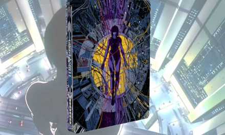 'Ghost In The Shell' Limited Mondo Art Steelbook Coming To Blu-Ray On March 14