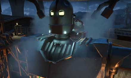 Fallout 4 Iron Giant Mod Replaces Liberty Prime And Looks Amazing!