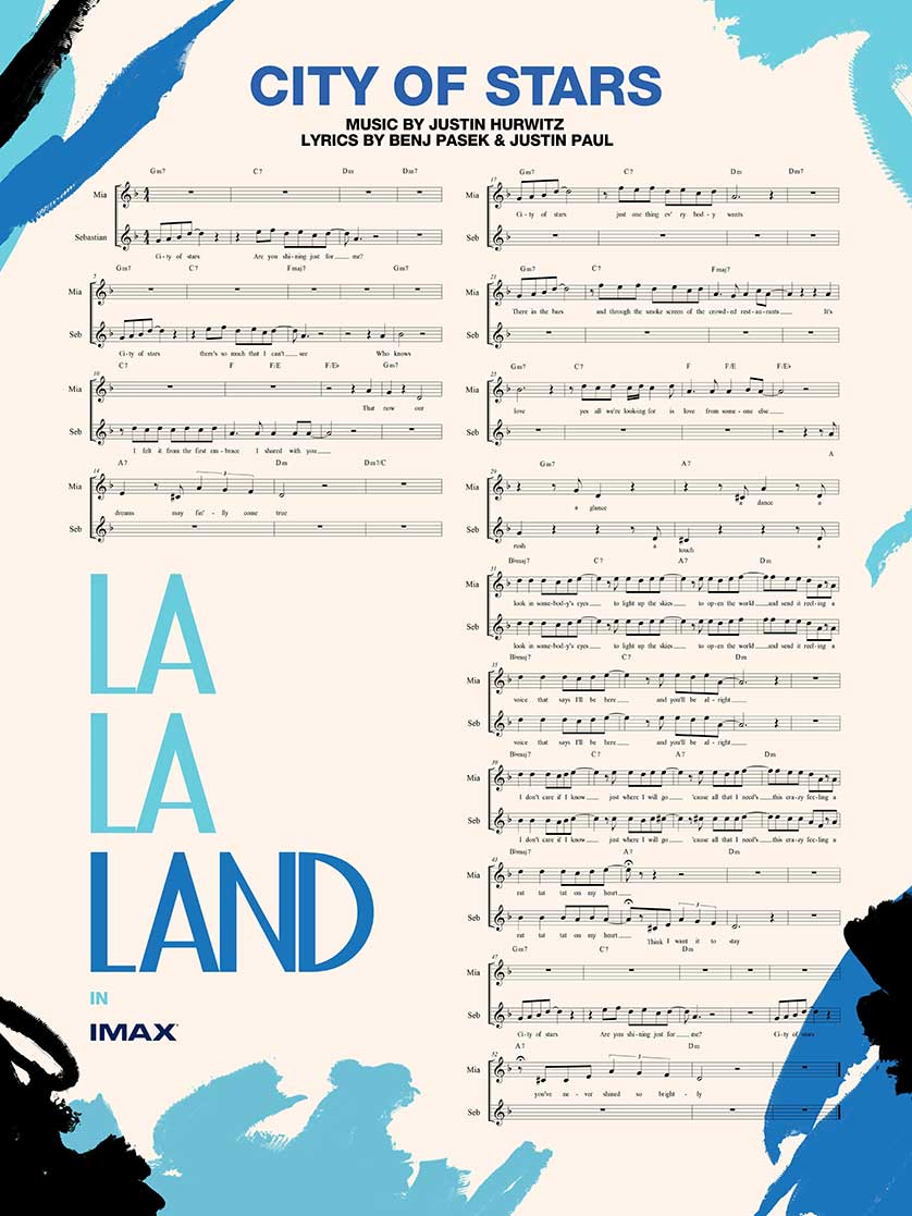 La-La-Land-IMAX-Poster-Lyrics