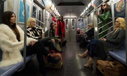 'Oceans 8' First Cast Pic And Synopsis Revealed