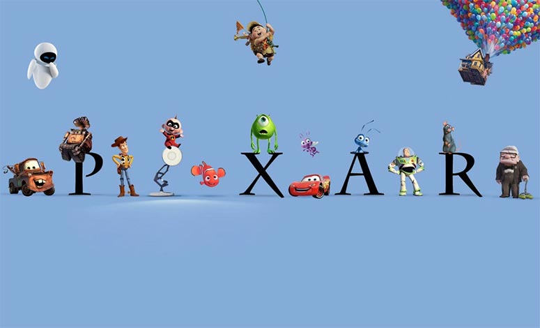 Pixar-Films-Connected-Disney