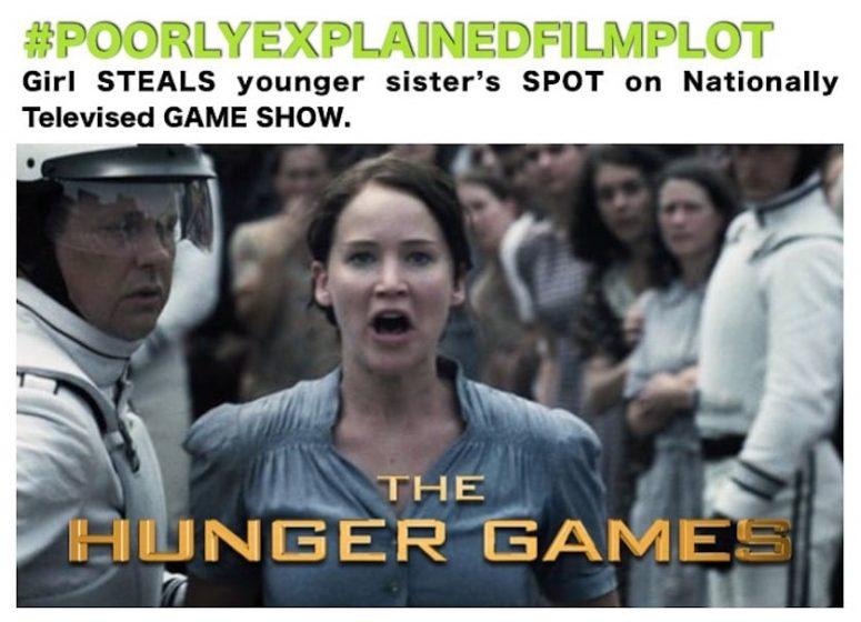 PoorlyExplainedFilmPlot - HUnger Games